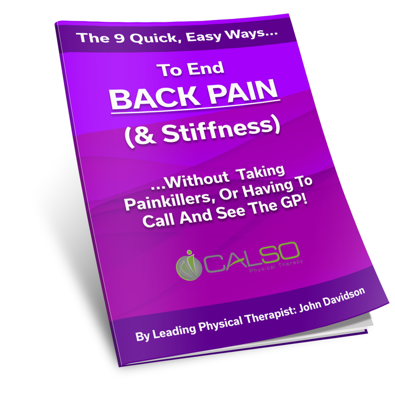 Back Pain | Calso Physical Therapy